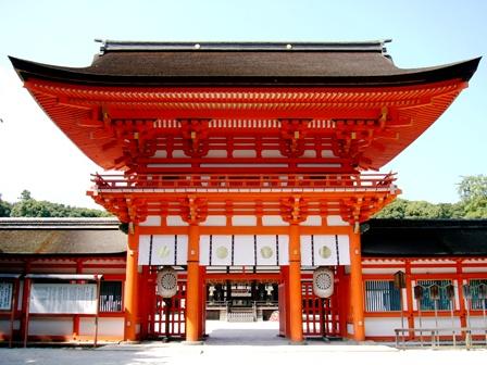 京都 縁結びの神社 下鴨神社