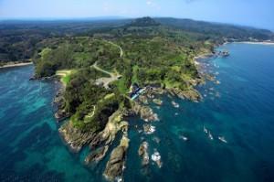 石川県の日本三大パワースポットの1つ 聖域の岬