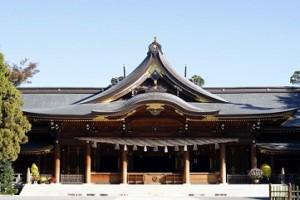 神奈川県高座郡のおすすめパワースポット 寒川神社