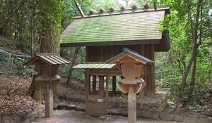 愛知県名古屋市のおすすめパワースポット 熱田神宮