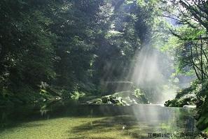 鹿児島県パワースポット 花房峡憩いの森